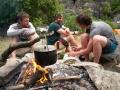 Royal Gorge: Zasloužená večeře