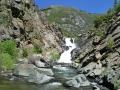 Royal Gorge: pohled na Scott's drop po přenášce