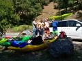 Royal Gorge: spokojenost po dlouhém třetím dni