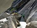 Bald Rock canyon: Palo u Atomic bomb