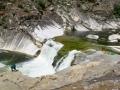 Bald Rock canyon: pauza na svačinu u Curtain Falls