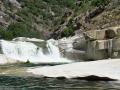 Bald Rock canyon: Palo letí z Curtain Falls