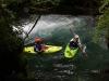 Obertalbach: bráchové nad stromovým sifonem