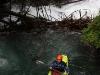 Obertalbach: dál to po vodě opravdu nejde