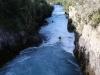 Huka Falls gorge: Honza Kolář, JKB a Zajíc