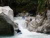 Upper Kakapotahi - Postman Falls: Zajíc a Honza Kolář