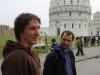 Pisa: Mates s Georgem