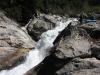 Upper Rizanesse: Venca u hustýho dropu v prostředku úseku
