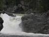 Hemsil: vodopády ke konci úseku