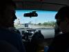 Santiago: na cestě z města