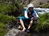 Rio Truful Truful: příprava na nasedačce