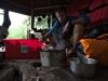 Futaleufu: Palo při práci