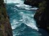 Futaleufu: nájezd do peřeje Salida v Inferno Gorge