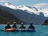 Rio Baker: novoroční relax na jezeru Bertrand