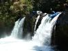 Upper Palguin: Evina v levé cestě vodopádu