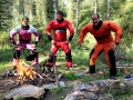 Sumulta: již tradiční sušení u ohně