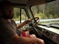 Vasily za volantem má pro nás přichystaný pořádný off-road