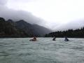 Katuň: poslední 4 hodiny na řece při dojezdu ze Sumulty