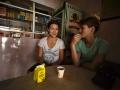 Návštěva prvního coffee shopu Návštěva prvního coffee shopu