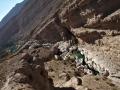 Wadi Bani Khalid: vracíme se dolů
