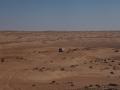 Wahiba sands: po lehké rozcvičce řáděním na dunách se pouštíme hluboko do pouště