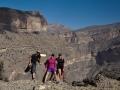 Trek po hraně Grand Canyonu do opuštěné vesnice