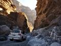 Jízda do An Nakhur po dně Grand Canyonu