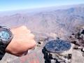 Na vrcholu Jebel Shams