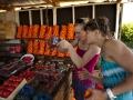 Zanedlouho po vyzvednutí auta z půjčovny už frčíme po Ruta 5 Sur a ochutnáváme lahodné chilské ovoce.